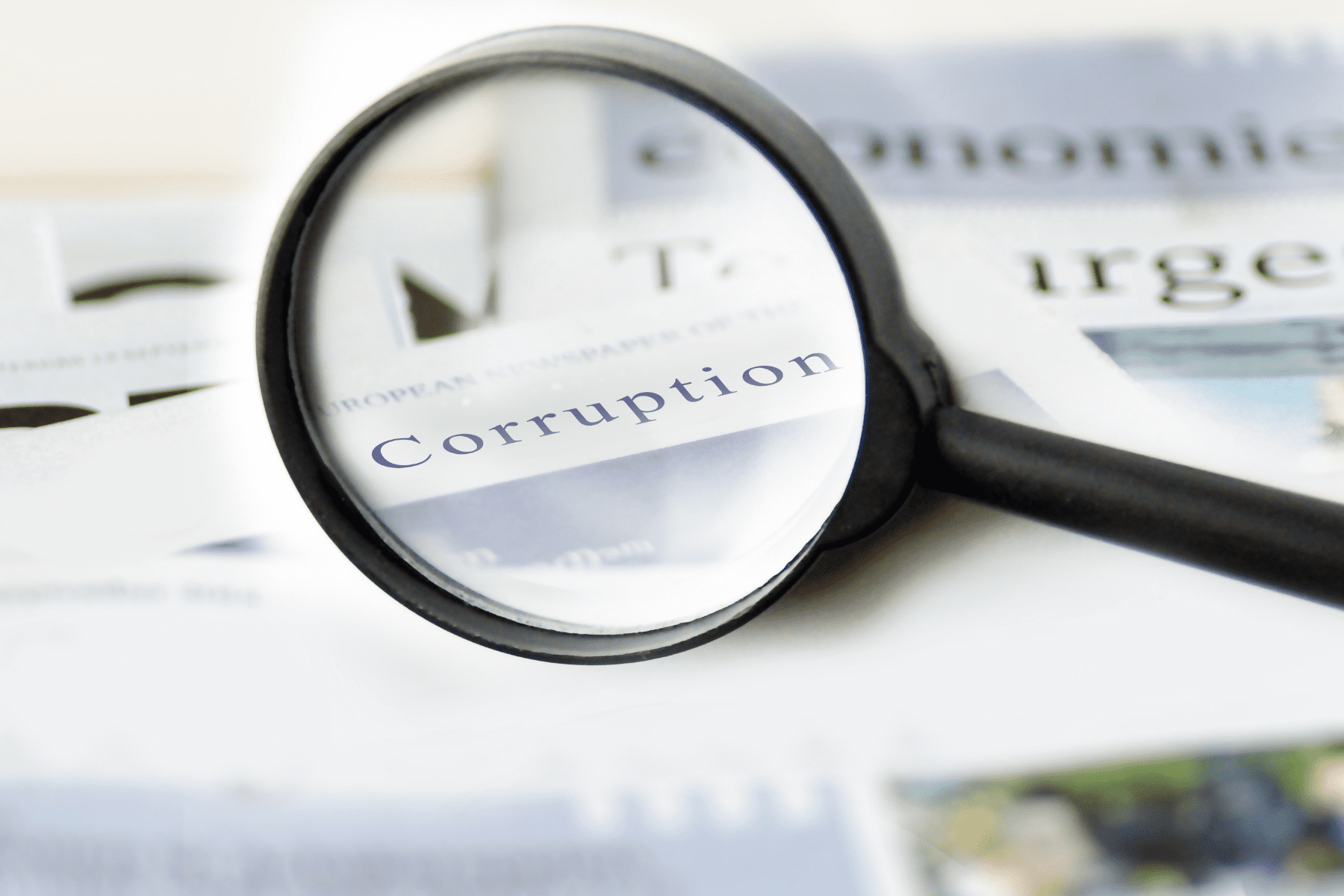 politicas anticorrupcao